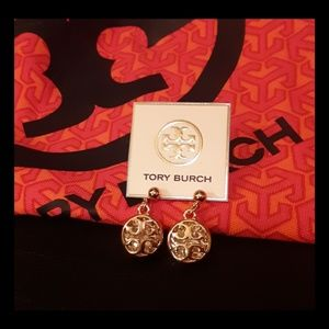 Gorgeous New Tory Burch Crystal Earrings!